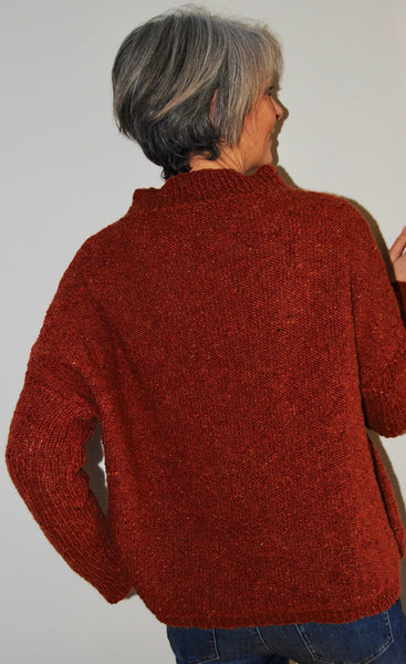 COD005 Poncho Sweater Kit