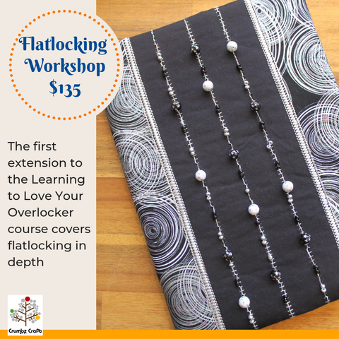 Flatlocking Extension 1 Workshop