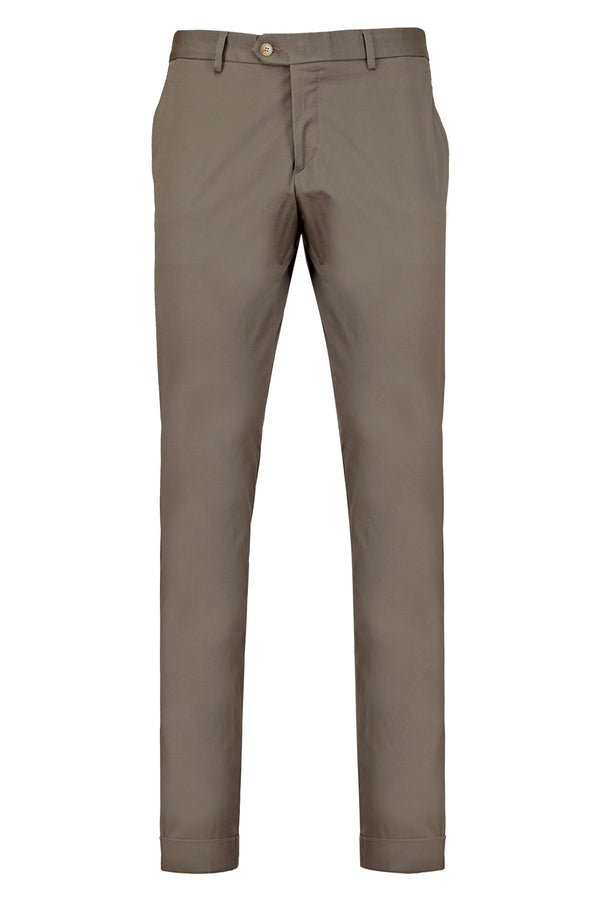 MONTEZEMOLO Men's Clothing - Trousers - Pima Cotton Chino - www.montezemolostore.com