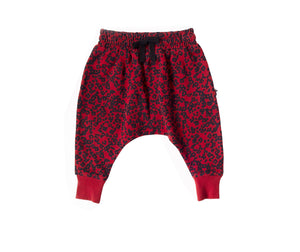 ARLINGTON TRACKPANT - RUBY CHEETAH