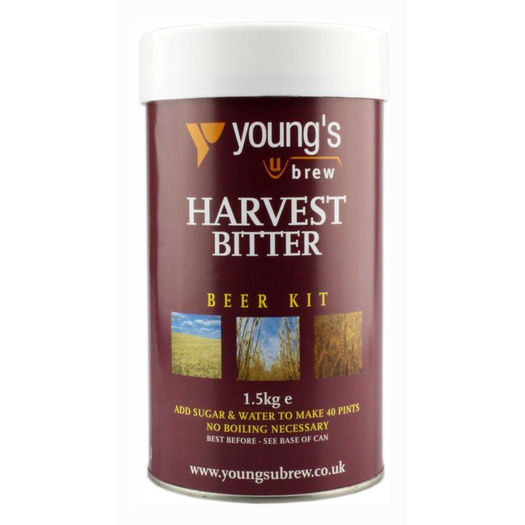 Young's Harvest Bitter Beer Kit | 40 pint