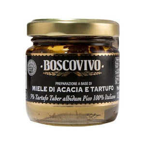 BOSCOVIVO White Truffle Acacia Honey 120g Crafted 852 Hong Kong 1