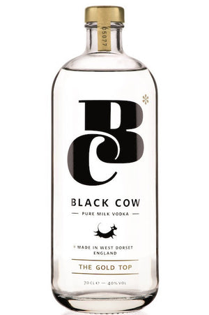 Black Cow Pure Milk Vodka 700ml Crafted 852 Hong Kong