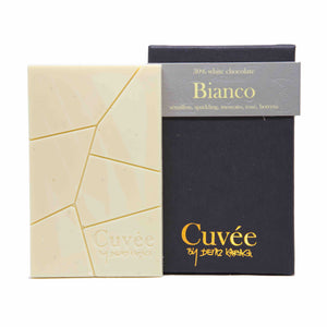 Cuvée Bianco 30% White Chocolate 70g Crafted 852