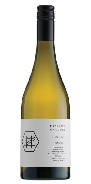 Ministry of Clouds Tasmanian Chardonnay 2016 | Available November