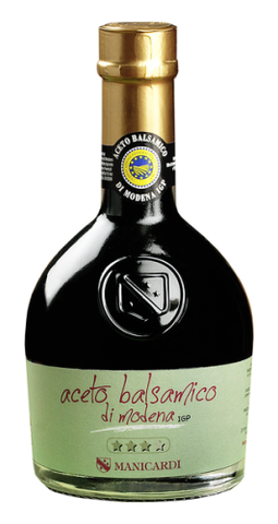Manicardi Balsamic Vinegar of Modena IGP label No. 12 Aged 12 Years 250ml