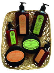 Angel's Spa Bodycare Hamper from Tuscany