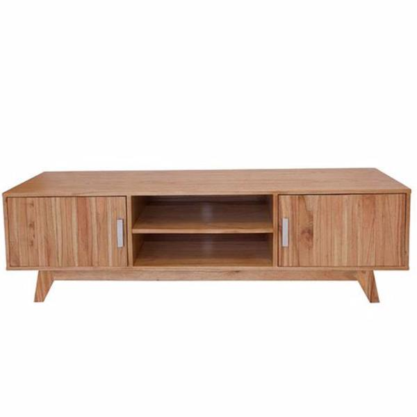 Seville wooden TV unit cabinet singapore