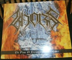KHORS - The Flame of Eternity's Decline / Cold. Double CD