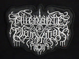 ALIENANTE DAMNATION - Official Embroidered Logo Patch