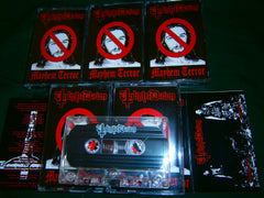UNLIGHT DAWN - Mayhem Terror. Pro Tape.