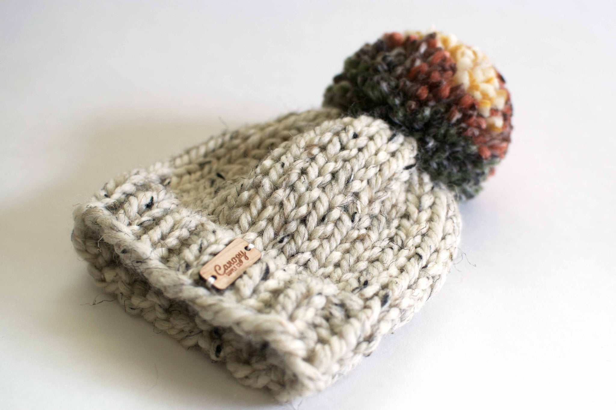 Mishawaka Beanie - Little Adi + Co.