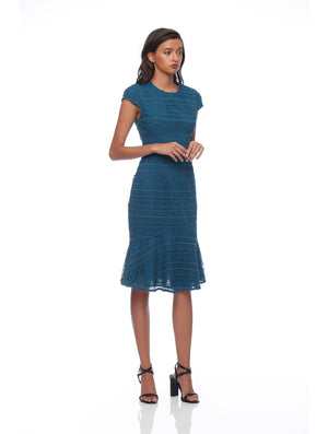 Salina Cap Sleeve Dress