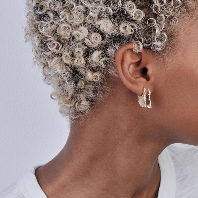 Profile Chasm Earrings