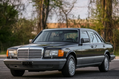 1988 MERCEDES BENZ 300E REPAIR MANUAL