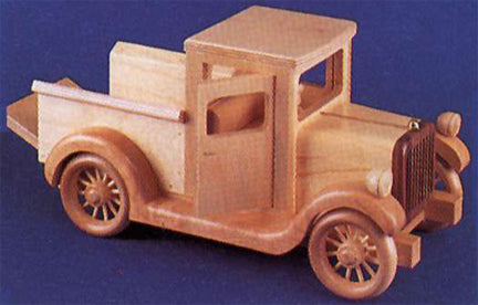 1926 Model T Pickup Detailed Auto Patterns