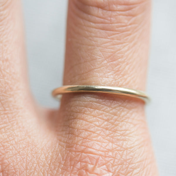 Hand-formed Ring no.1