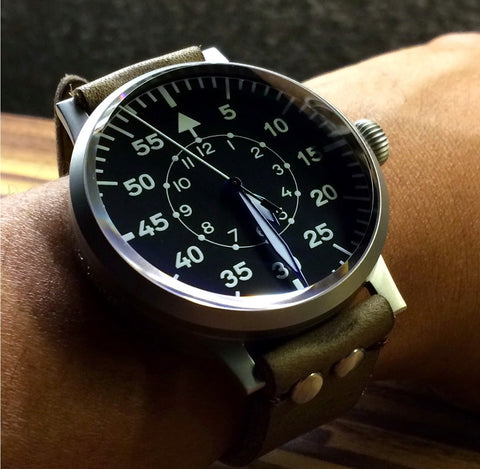 Athaya Vintage AV001 - Type B Pilot Watch