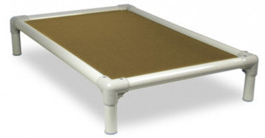 Kuranda PVC Pet Cot - gold