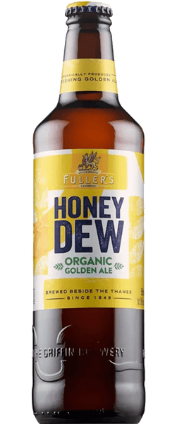Fuller's Organic Honey Dew 500ml Bottle