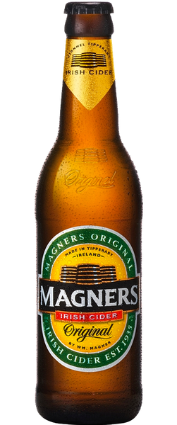 12 Bottles of Magner's Irish Cider (12x 330ml Bottles) BB: Jan 19