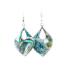 Abalone Flair Earrings
