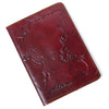 Natural Leather Passport Covers
