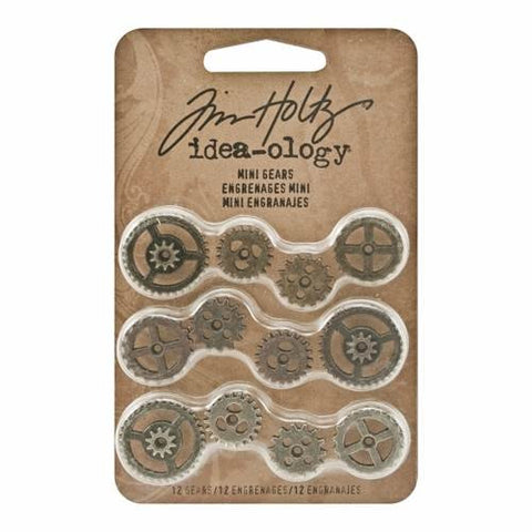 ADVANTUS Tim Holtz Idea-ology Mini Gears