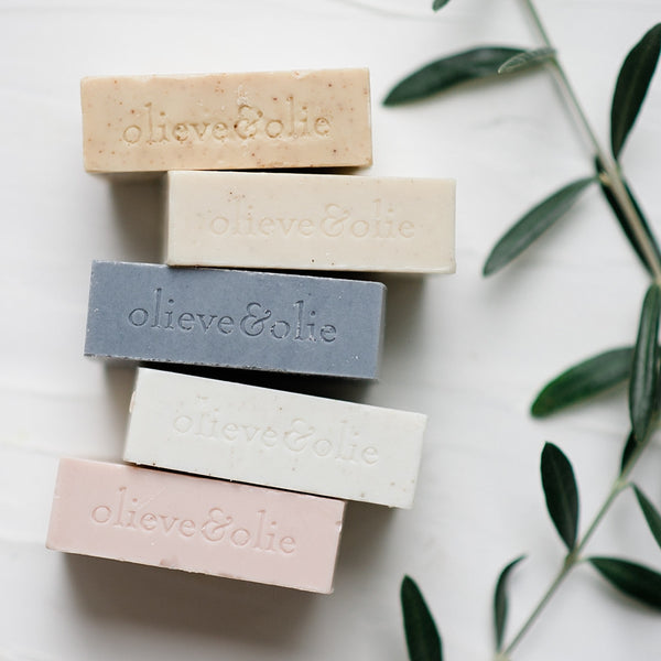 Olieve & Olie Hand Made Bar Soap