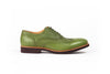 2017 Men's Green & Brown Brogue Wingtip