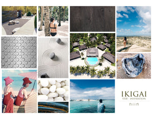 Ikigai Collection - Inspiration Board