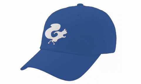Squirrel Hat - Blue