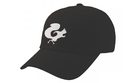Squirrel Hat - Black