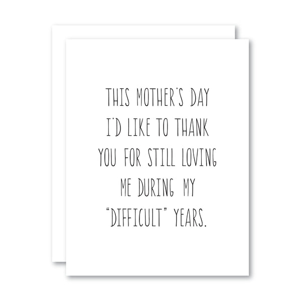 This Mother's Day...