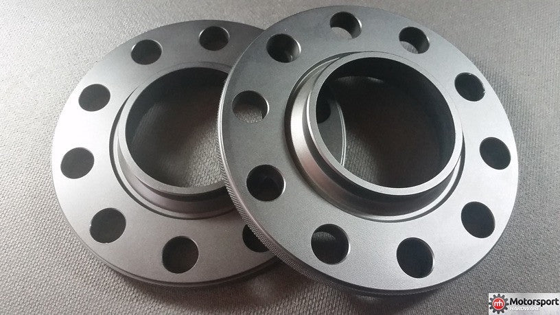 Motorsport Hardware Black Executive 12mm Wheel Spacers
