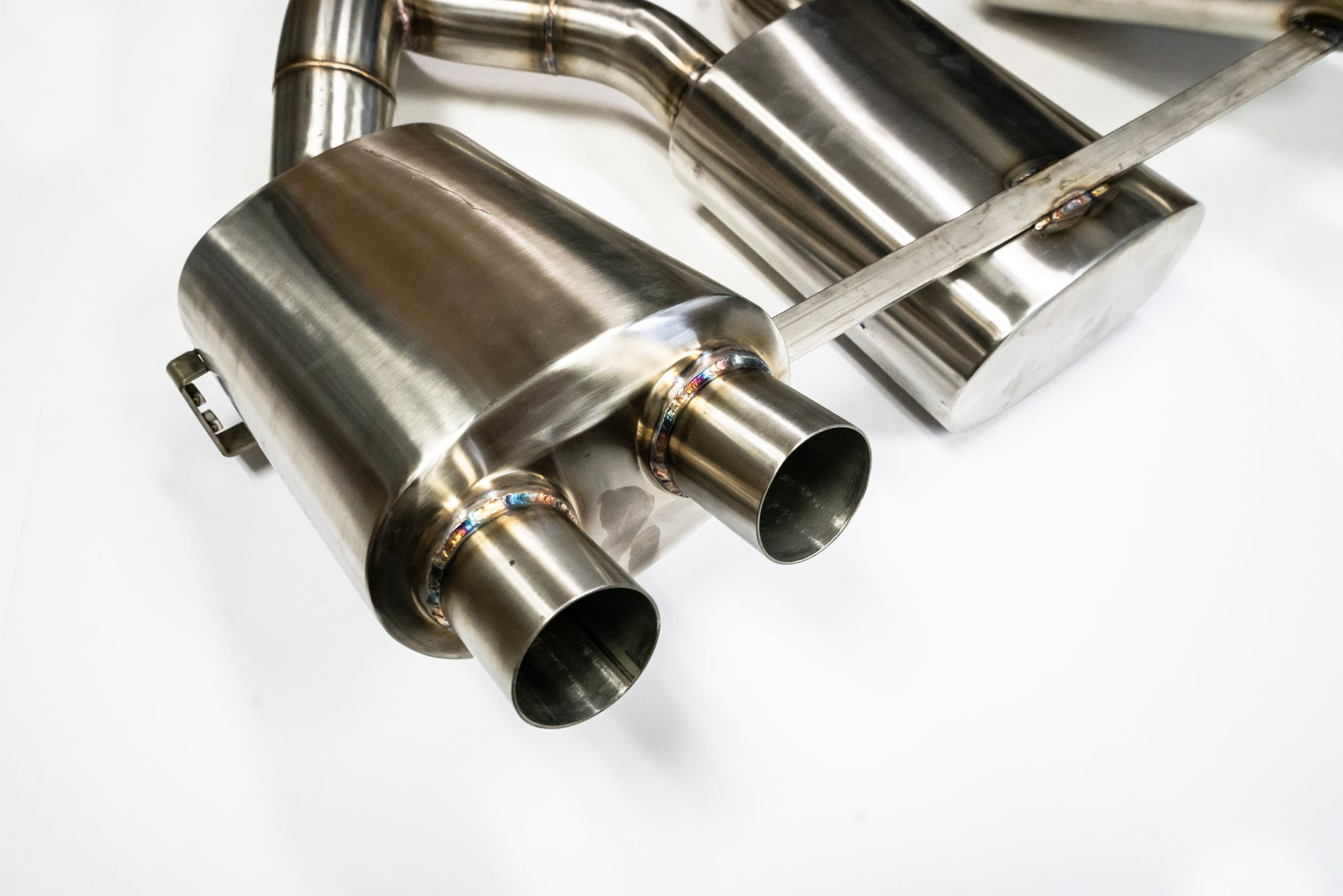 F8X BMW M3 & M4 Rear Exhaust Section