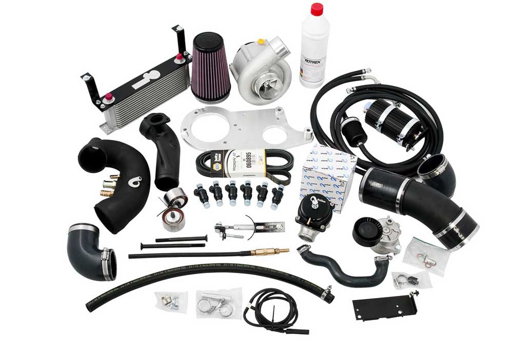 Active Autowerke BMW E36 M3 Supercharger Kit Level 1 (Rotrex C38 Blower)