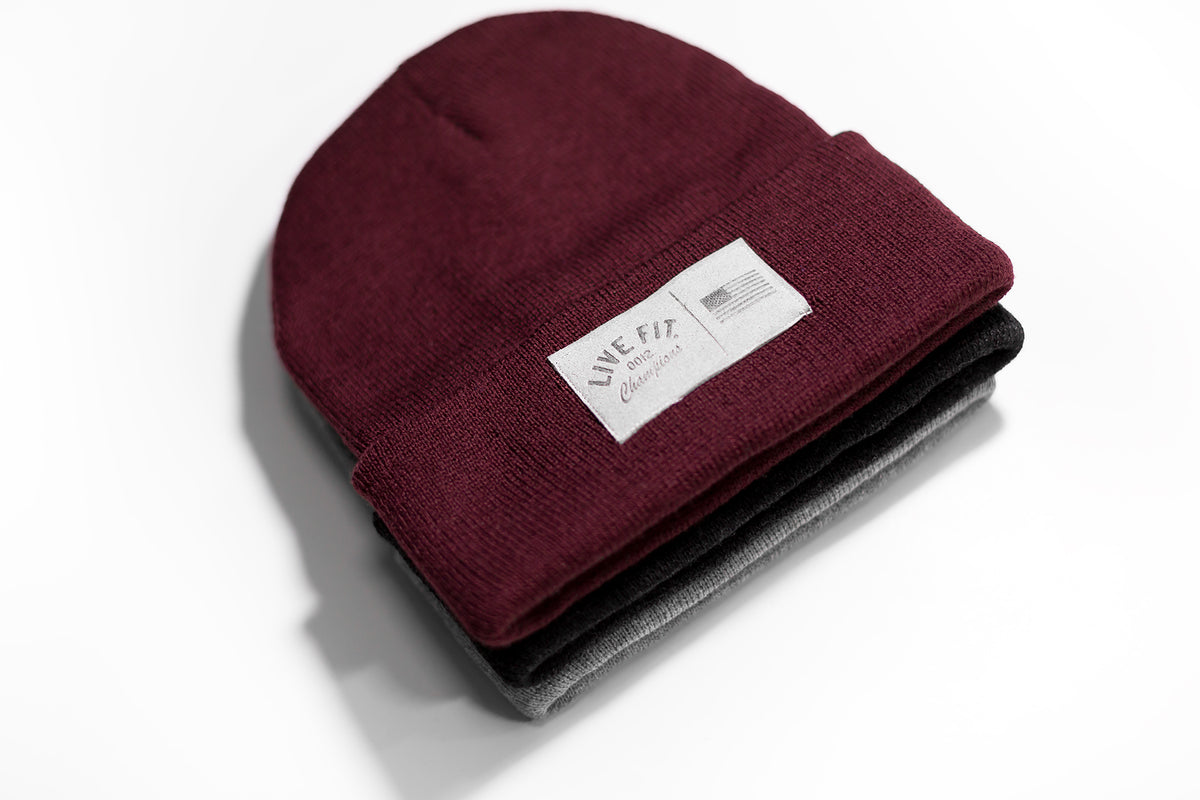 New LVFT. Beanies coming soon!
