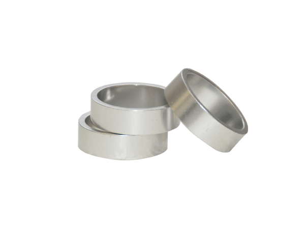 Spacer direction - SILVER - 4 SPACERS