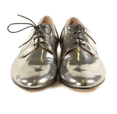 Silver Oxfords:  The Shining Star of Fall Style 2016