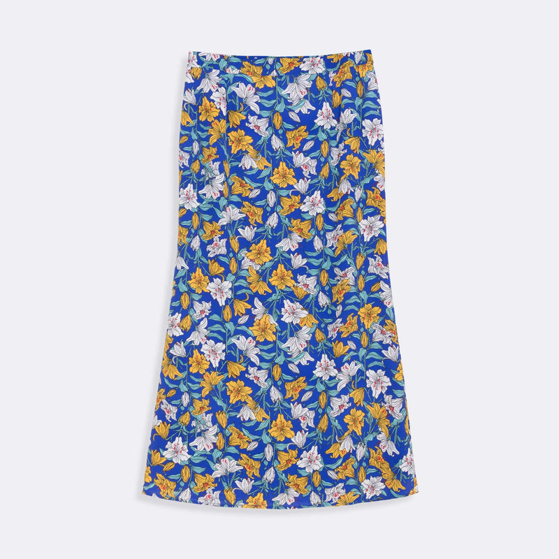 MS. READ Printed Fit & Flare Skirt | Raya Collection 2019, Baju Kurung, Fesyen Raya 2019, Baju Raya