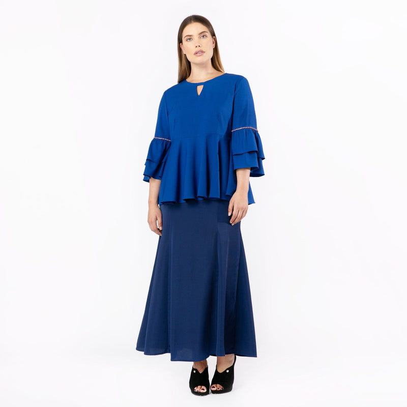 MS. READ | Peplum Top, Raya Collection 2019, Baju Kurung, Fesyen Raya 2019, Baju Raya