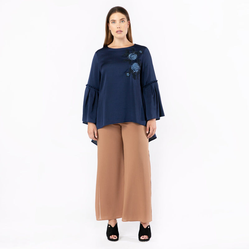 MS. READ | High-Low Hem Top, Raya Collection, Baju Kurung, Fesyen Raya, Baju Raya