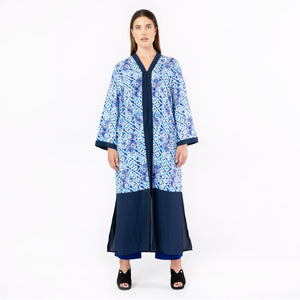 MS. READ Printed Long Tunic, Raya Collection, Baju Kurung, Fesyen, Baju Raya