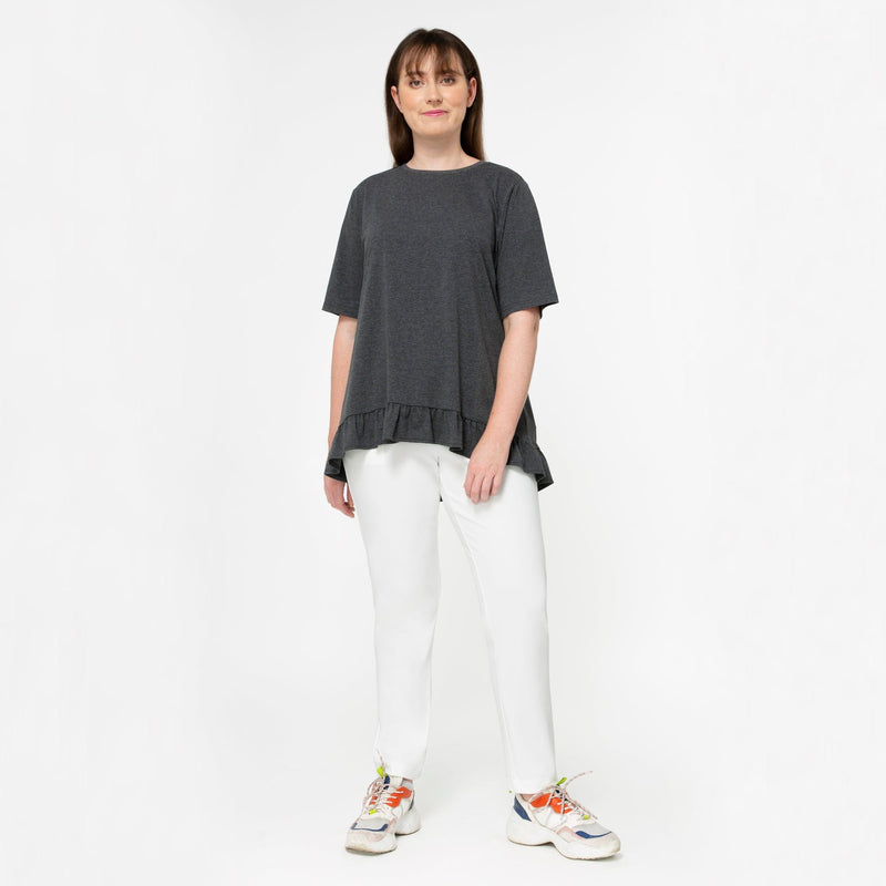 High-Low Hem Tee