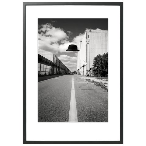 Hagedornhagen Art Print -  'Wish You Were Here W1'
