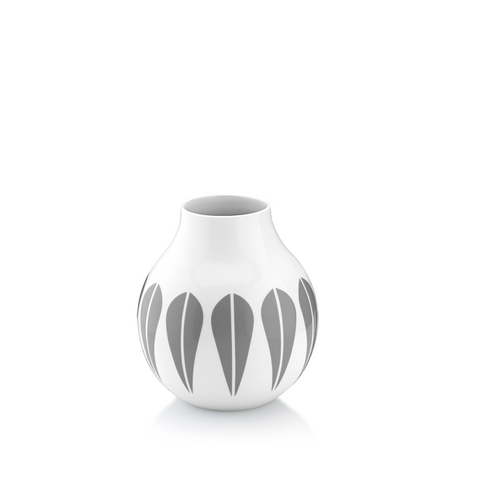 Grey Lotus Vase, Small