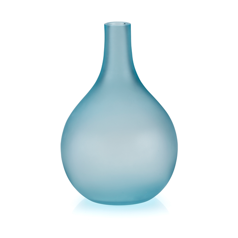 Sansto Vase, Light Blue, Large