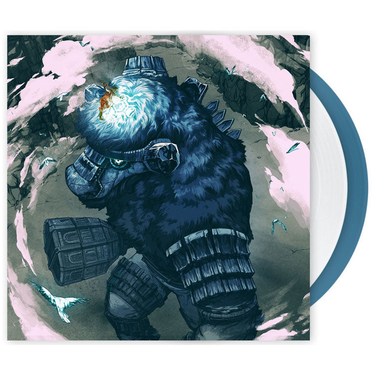 Shadow Of The Colossus 2xlp Vinyl Soundtrack Iam8bit