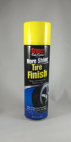 More Shine - Tire Finish